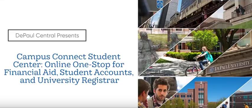 Student Center | Learning Center | Student Resources | DePaul