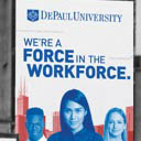 "DePaul Receives National Recognition for ""Urban Educated. World Ready"" Brand Campaign"