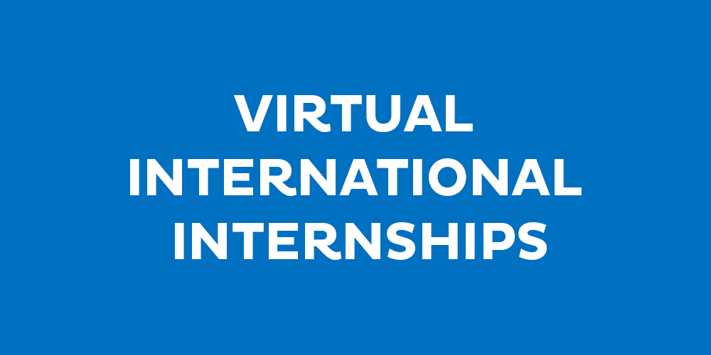 Virtual International Internships