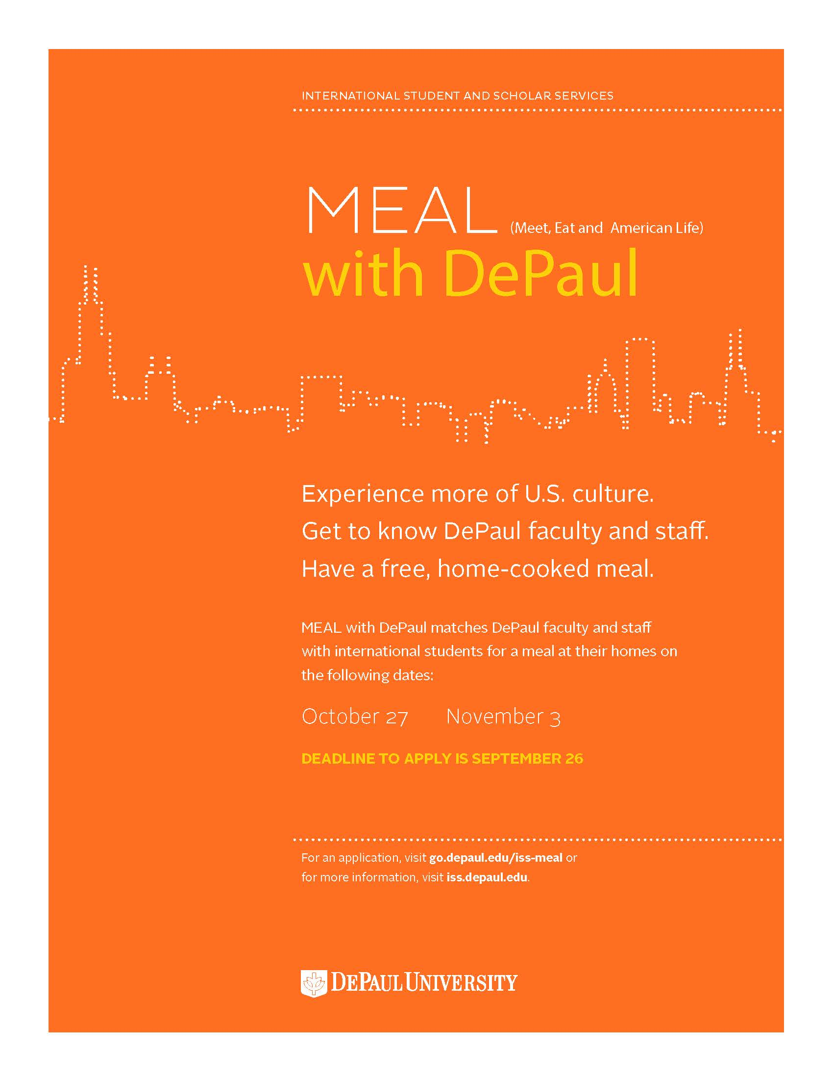 MEAL with DePaul 2018-19