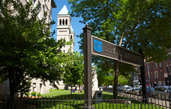 DePaul's Lincoln Park Campus