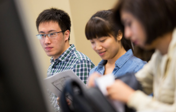 Advising for International Students