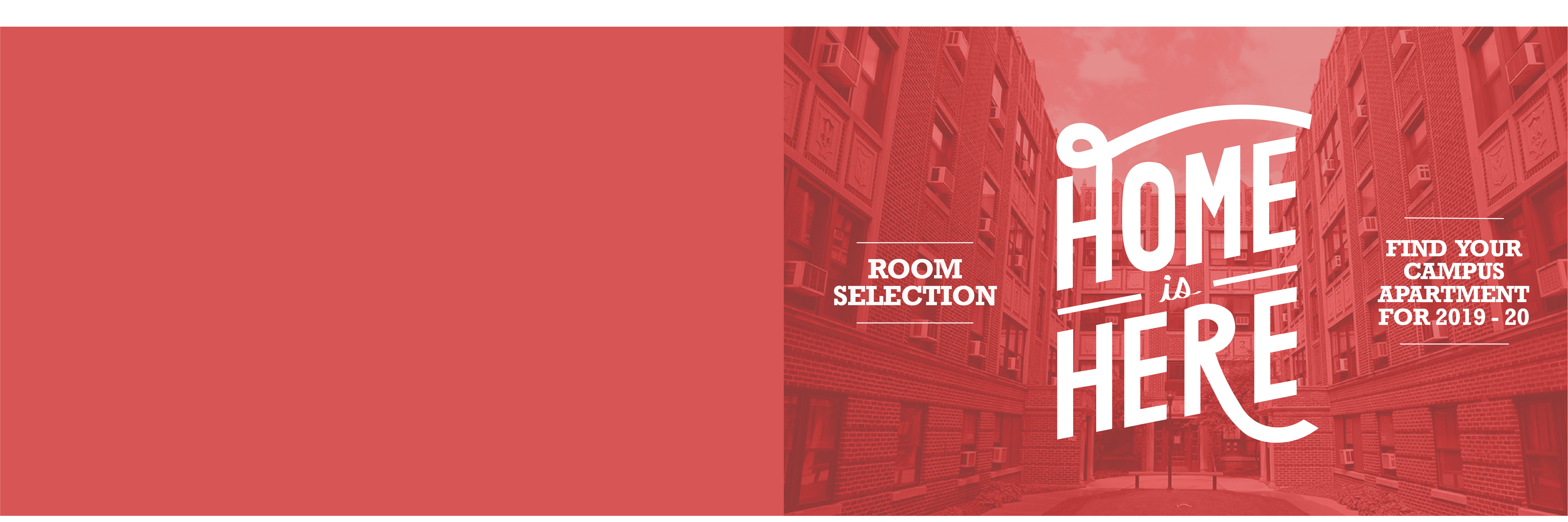 Room Selection 2019