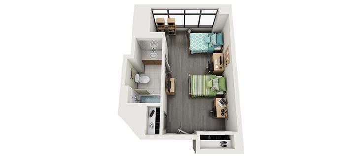 University Center Loop Housing Options Housing Options Housing Depaul University Chicago