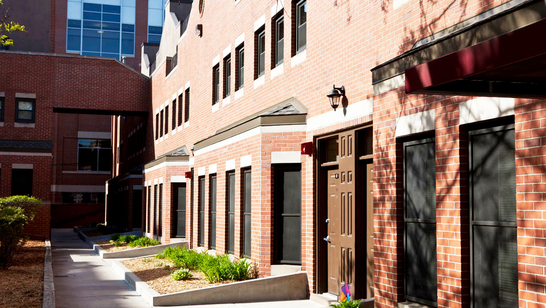 Lincoln Park Campus Townhomes
