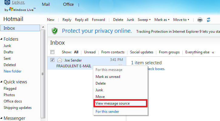 How to Extract Email Headers   How do I   Security Guidance ...
