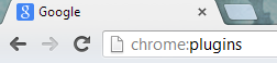 disable java in Chrome image 2
