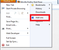disable java in firefox image 2