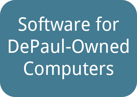 Software for faculty and staff computers owned by DePaul.