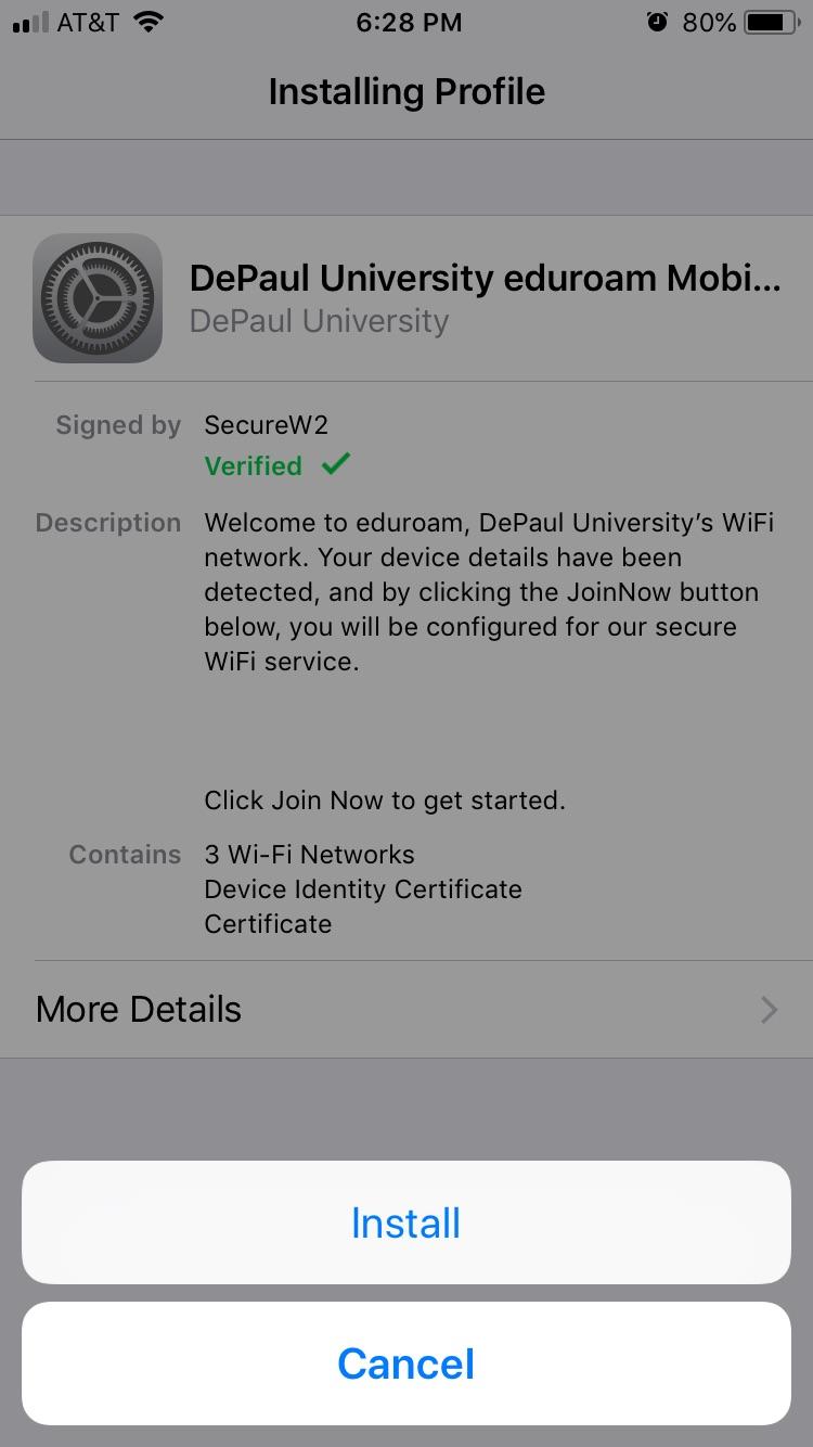 Eduroam Information   Wireless   Services   Information Services
