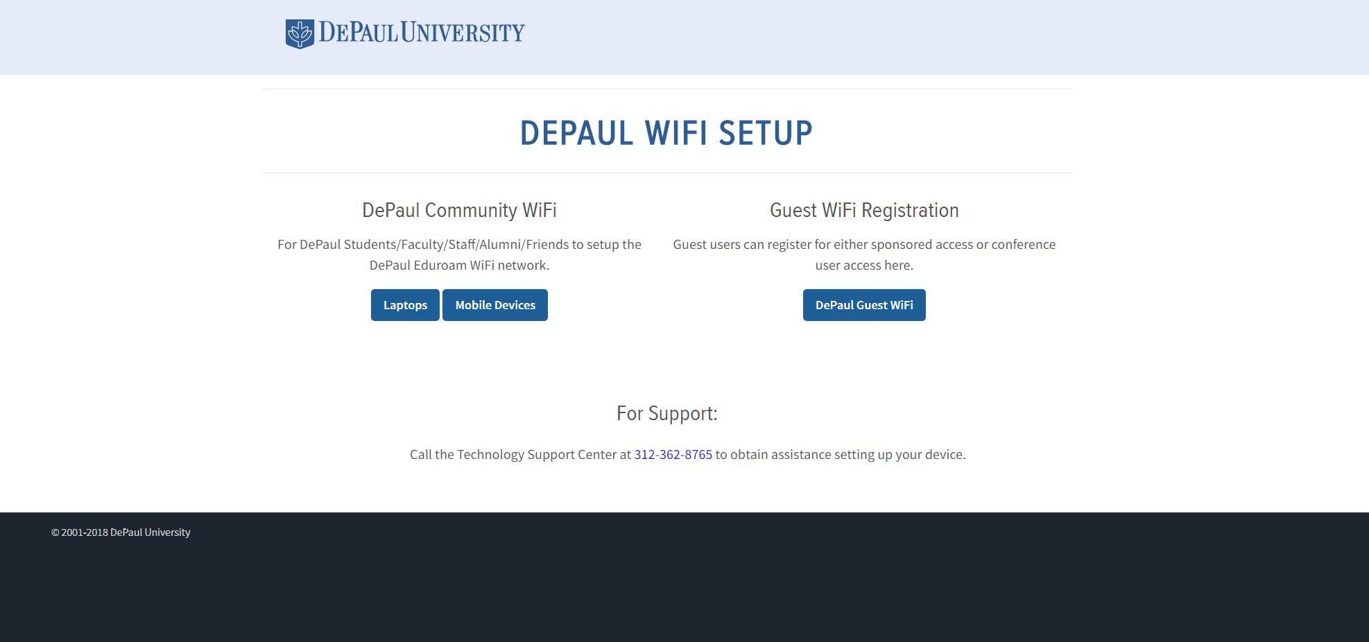 Eduroam Information | Wireless | Services | Information Services
