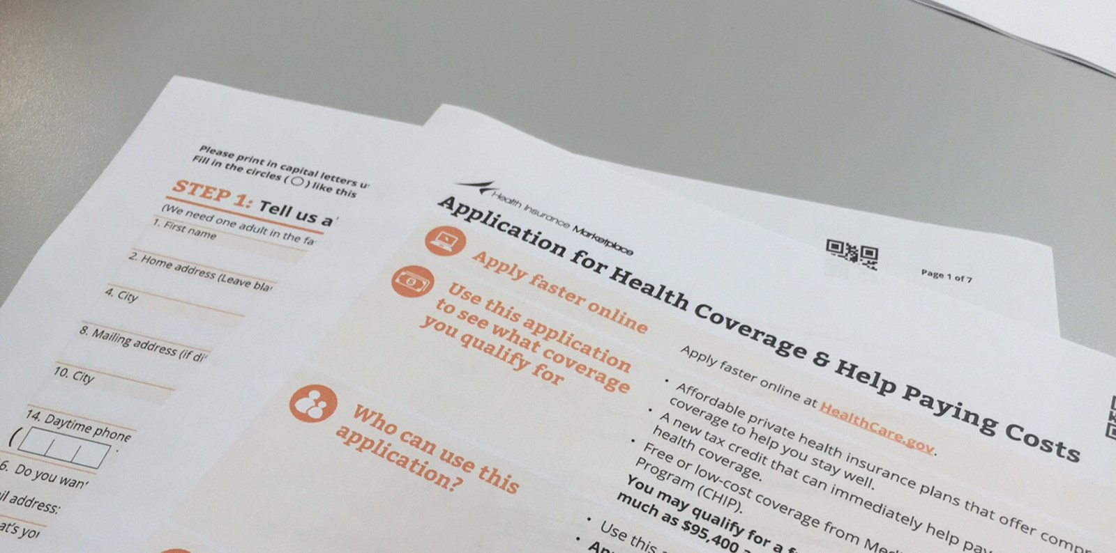 Health marketplace 2