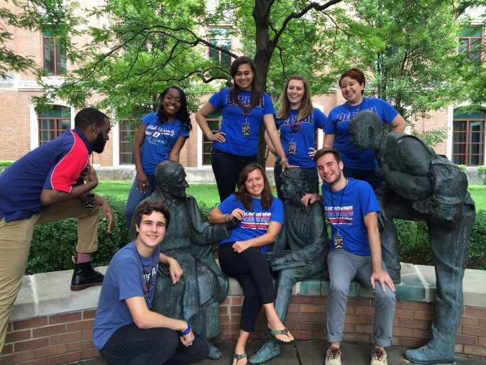 Personal Statement Tips adventors student organization at involvement fair