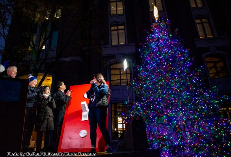 Tree Lighting Event