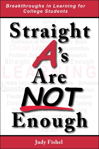 Straight A's Aren't Enough - Book Cover