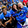 ​​Blue Demon pride at DePaul's online bookstore!