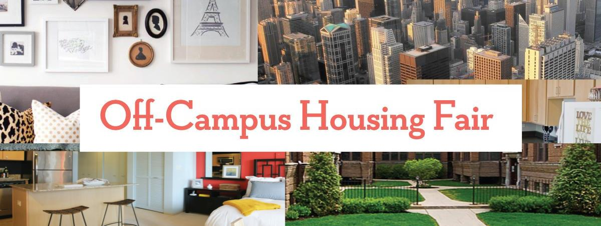 Off-Campus Housing Fair