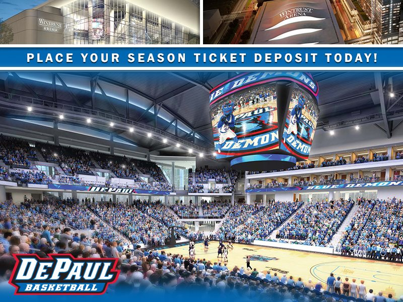 Place your season ticket deposit today!