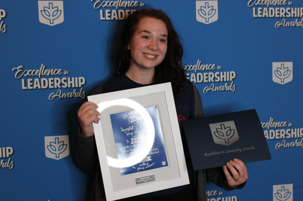 Excellence in Leadership Awards Photo 5