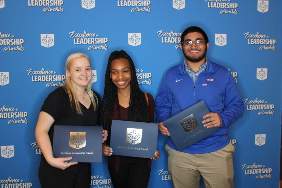 Excellence in Leadership Awards Photo 6