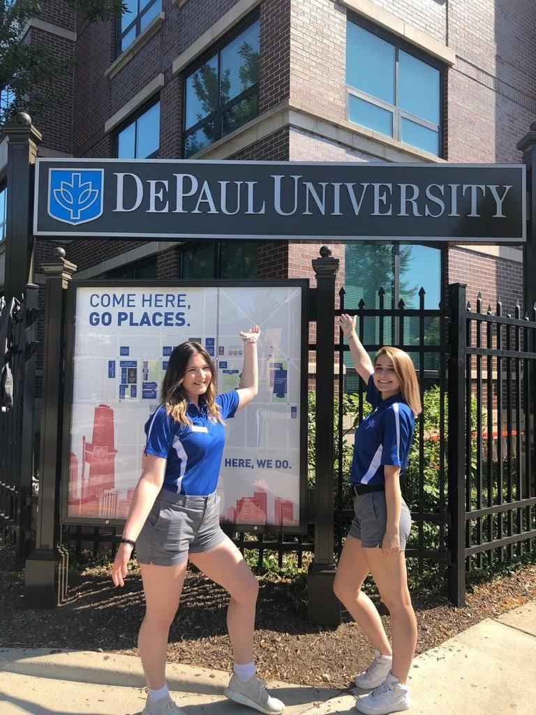 Orientation Leader - Welcome to DePaul