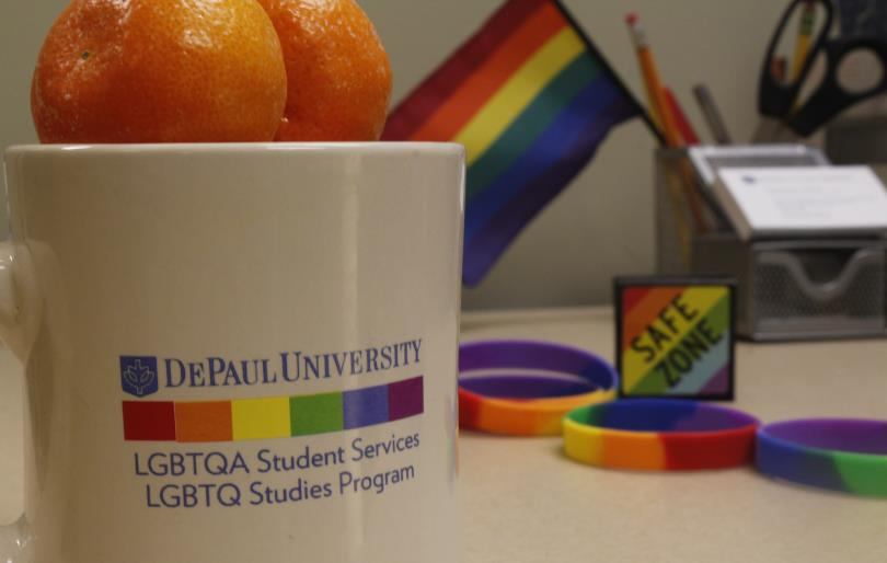 LGBTQA Student Services